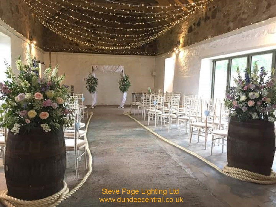cow shed crail fife lighting supplier