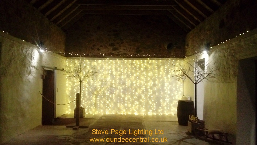 cow shed decor hire company
