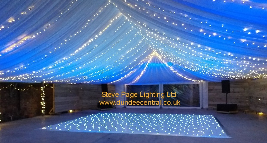 cow shed lighting decor